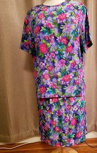 Liz Claiborne Skirt Set